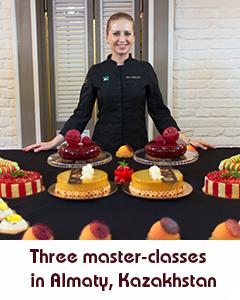 Master-class in Almaty, Kazakhstan