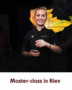 Master-class in Ukraine