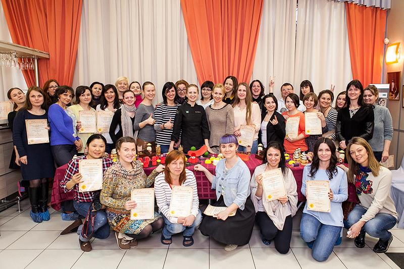 Author's master-class by Nina Tarasova
