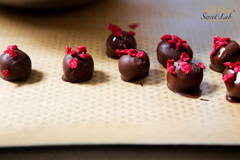 Шоколад мастер класс фото