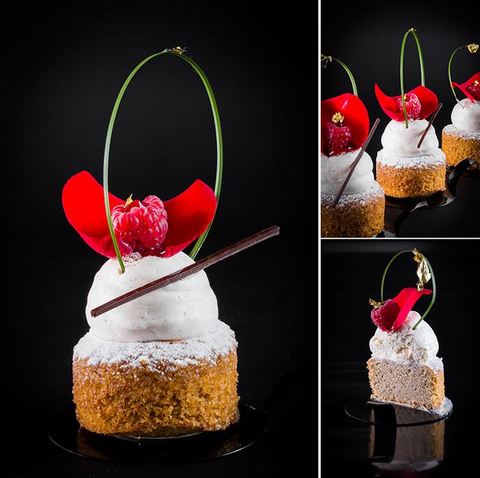 Cake Chocolat Caramel Cacahu Ef Bf Bdte